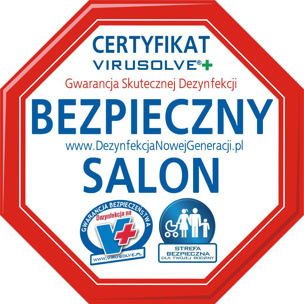 znak bezpieczny salon cz